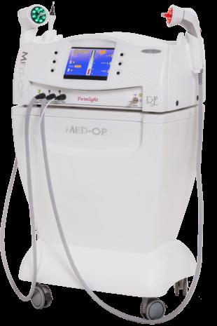 מכשיר לעיצוב ומיצוק הגוף והפנים RF לטיפולי אנטי-אייג'ינג