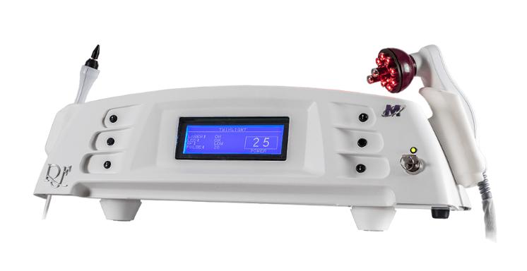 מכשיר אפילציה משולב מכשיר RF לטיפולי אנטי-אייגינג