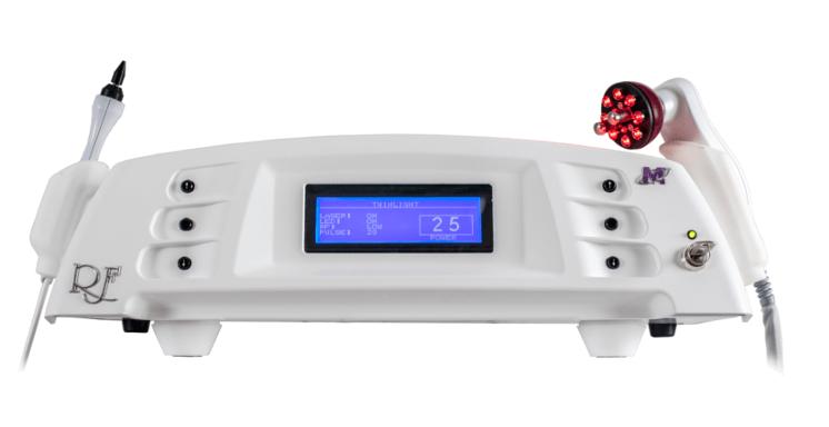 מכשיר אפילציה משולב מכשיר RF לטיפולי אנטיאייגינג