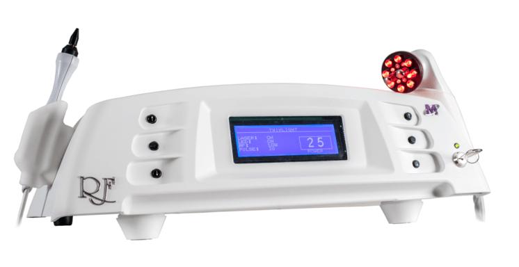 מכשיר אפילציה ומכשיר RF לטיפולי אנטי-אייגינג